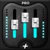 イコライザー + プロ (音楽プレイヤーボリュームブースター)
