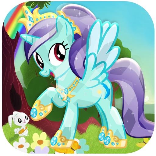Pony Princess Girls Dress Up My Little Pony Equestria