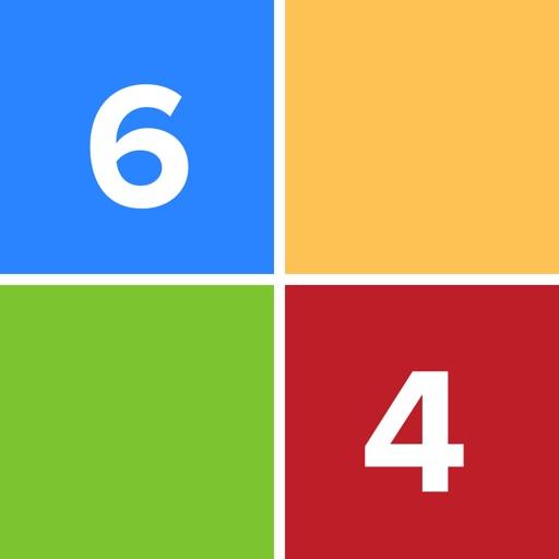 Magic Square – math for kids iOS App
