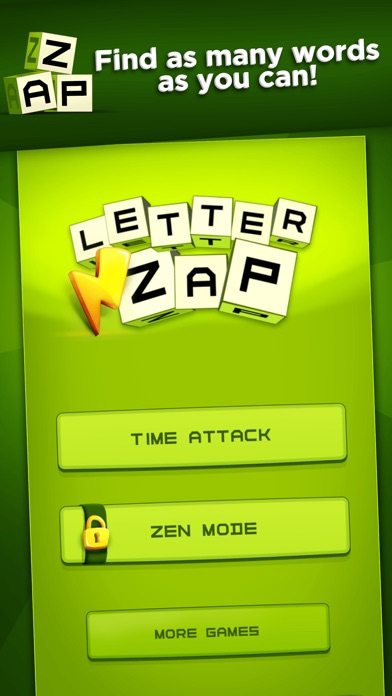 Letter Zap Screenshot 1
