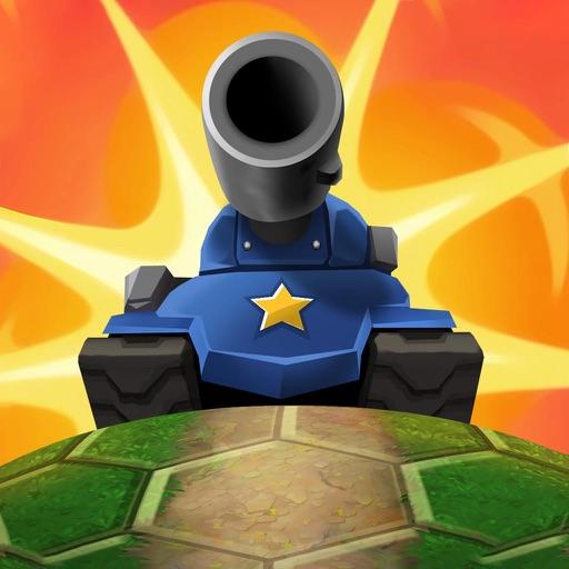 疯狂坦克-连击N次方