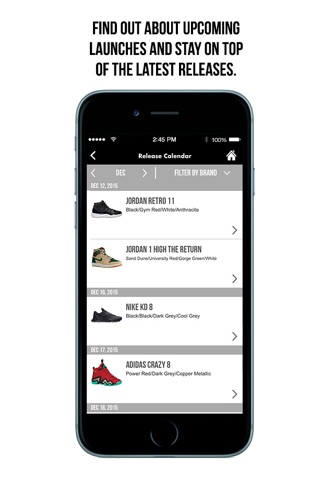 Champs Sports screenshot 2