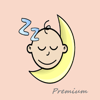 Instant Baby Sleep Premium - Ruído branco e sons do ventre