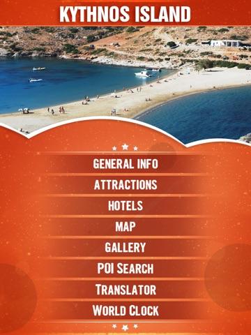 Kythnos Island Travel Guide App Price Drops