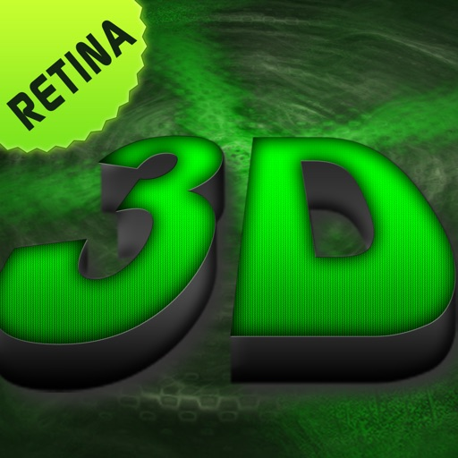 3D Wallpapers & Backgrounds – Cool Best Free HD & Retina Home Screen & Lock Screen Photos for iPhone iPod iPad