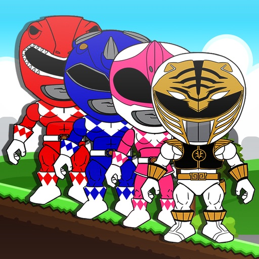 Fighters: Power Rangers edition iOS App