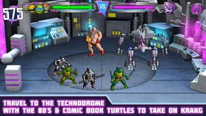 TMNT: Portal Power Screenshots