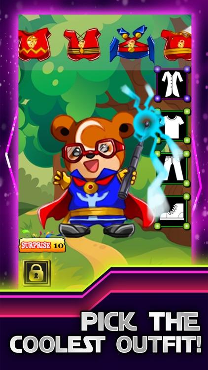 Create Your Own Monster Hero - SuperHero Dress Up Game Pokemon Pokedex  Edition