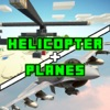 HELICOPTER MODS for Minecraft PC Edition - Epic Pocket Wiki & Tools for MCPC