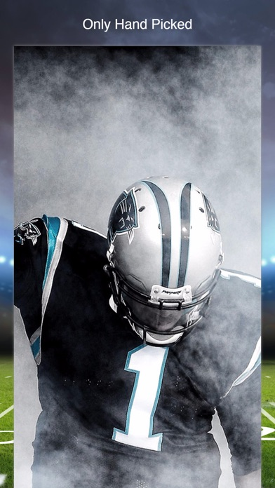 ... Unique American Football Wallpapers for iPhone & iPad resolution Screenshot on iOS