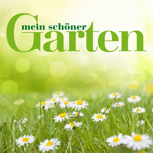 Mein schöner Garten Magazin dans l\'App Store