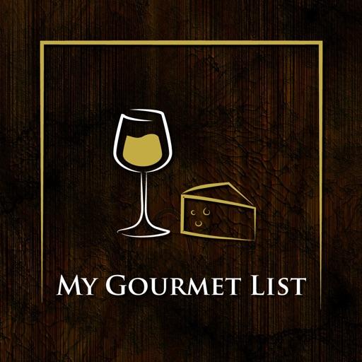 My Gourmet List