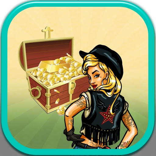 Double Triple Slot Treasure Lost - Las Vegas Paradise Casino iOS App