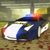 3D Off-Road Police Car Racing - eXtreme Dirt Road Wanted Pursuit Game FREE road speed wanted