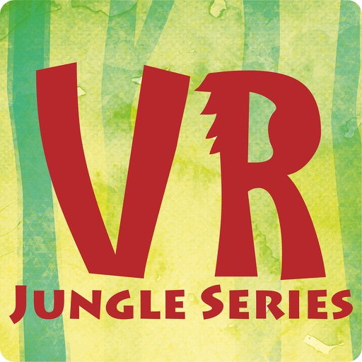 Hungry VR Jungle Series iOS App