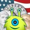 Coin Monsters - Money math game for kids, learn counting coins with monsters
