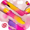 Summer Nails Spa 4-Princess Nails Beauty Salon/Pretty Girls Dress Up And Make Up