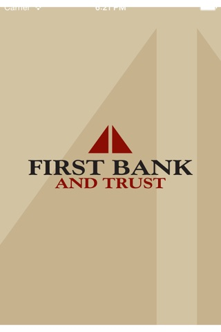 First Bank and Trust NOLA screenshot 1