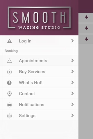 Smooth Waxing Studio screenshot 2