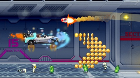 Screenshot #13 for Jetpack Joyride