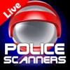 Polizei funk scanner leben - Hören Sie die beste Polizei-Scanner -Feeds aus aller Welt . pro-Version