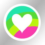 Rainbow Love: Photo Art Greeting Cards & DIY Collage Maker