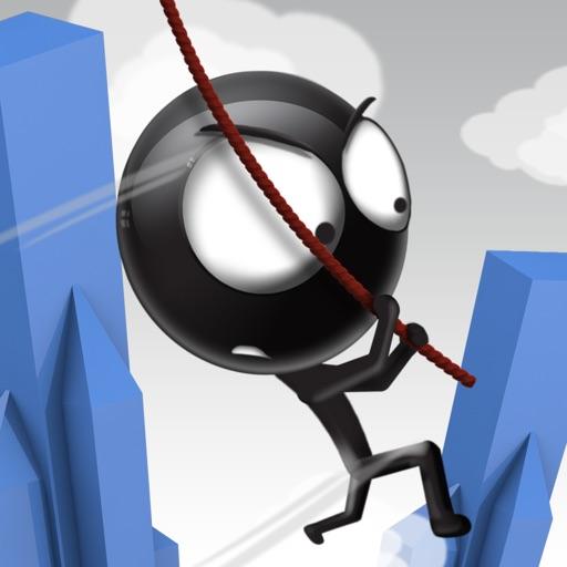 绳索飞人4 :Rope'n'Fly 4
