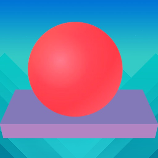 Rolling Ball Sky On Blocks - Tap From One To Other No Ads Free iOS App