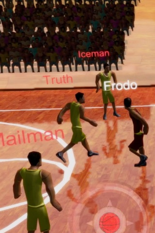Ultimate Basketball 3D screenshot 2