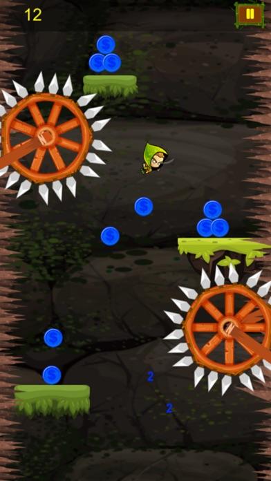 Trio Warriors Steps Screenshot