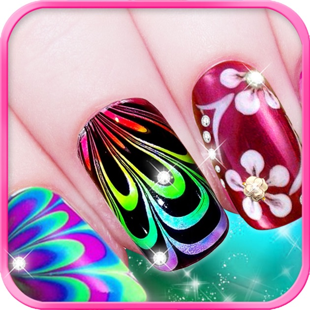Wedding preparation nail manicure pedicure virtual nail art wedding preparation nail manicure pedicure virtual nail art nail salon games for girls on the app store prinsesfo Image collections