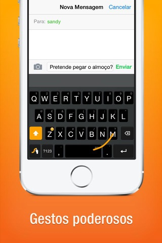 Swype screenshot 4