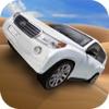 Dubai Drift Desert Racing - 4x4 Truck Driving over Arabian Sand Dunes