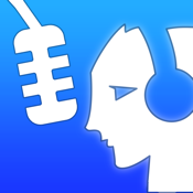 Voice recorder and audio notes by Audioholic icon