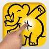 Petting Zoo - Funny animated animal picture book app for iPhone/iPad