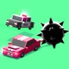 Smashy Dash 3 - PRO Crossy Crashy Cars and Cops - Wanted rage smashy wanted