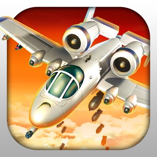 Airforce Strike. iOS App