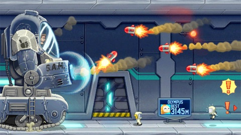 Screenshot #14 for Jetpack Joyride