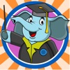 Quick Counting Elephant Math- Fun Cool Game For 3rd and 4th Grade School Kids