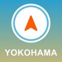 Yokohama, Japao GPS - Navegacao off-line Car icon