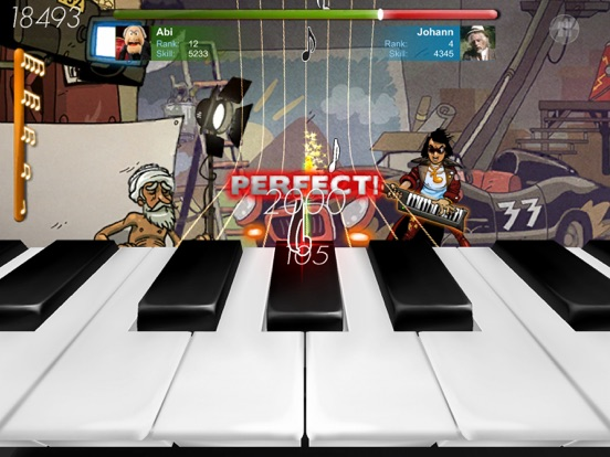 Frederic: Resurrection of Music Director's Cut на iPad