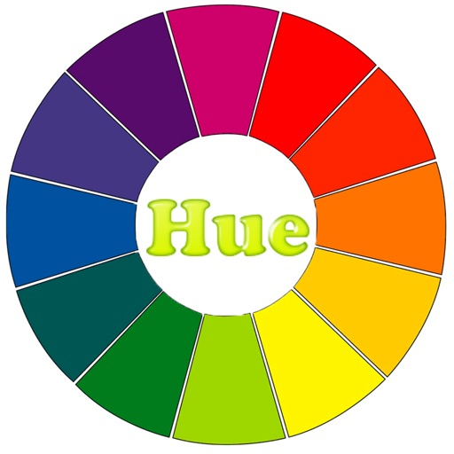 Hue Switch- Color game iOS App