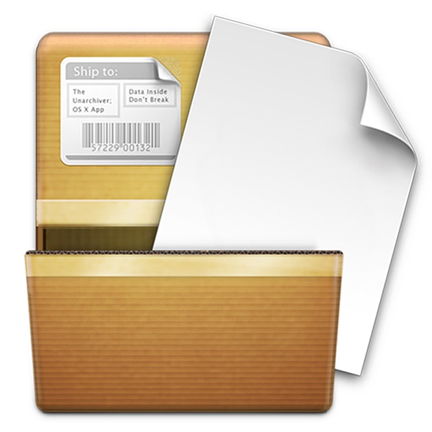 Archive Utility For Mac