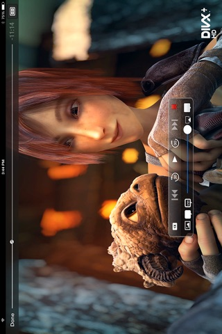 Azul - Video Player for iPhone screenshot 2