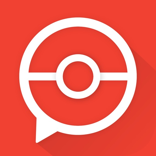 Nearby chat for Pokémon Go - PokeChat iOS App