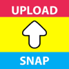 Uploader Free for Snapchat - Quick Upload Snap from Camera Roll