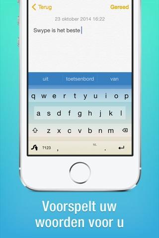 Swype screenshot 3