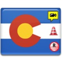 Colorado Live Traffic Cameras and Road Conditions - Travel & Transit & NOAA icon