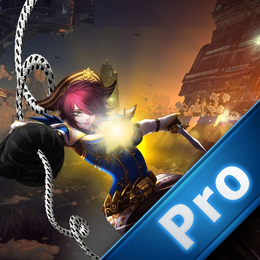 Crazy Pirate Rope Pro - Fly Escape And Amazing Heroes Game iOS App