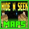 Hide and Seek MAPS for MINECRAFT PE ( Pocket Edition ) - Download The Best Maps Now ( Free )! pocket edition
